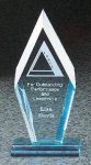 Arrowhead Acrylic Award Sales Awards